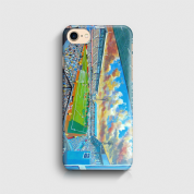 baseball ground  3D Phone case